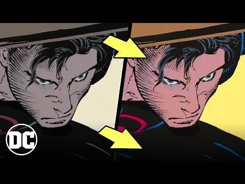 DC Comics Art Academy: Alex Sinclair Colors Superman