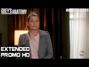 Grey s Anatomy 15x10 Extended Trailer Season 15 Episode 10 Promo/Preview HD Help, I'm Alive