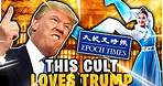 Falun Gong: The Chinese Cult That Loves Trump