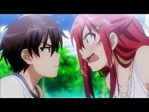 TOP 10 ANIME Action/Romance with a strong MC [2016-18]