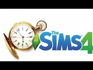 Time // The Sims 4