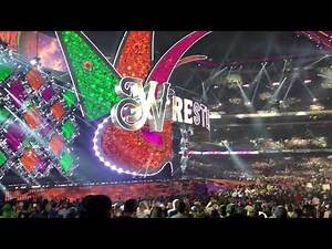 Wrestlemania 34 The New Day Entrance!!!
