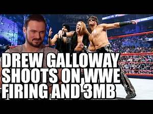Drew McIntyre Shoots on Being Fired by WWE and 3MB