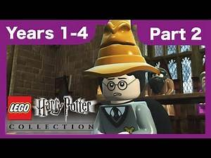 LEGO Harry Potter: Years 1-4 | Welcome to Hogwarts! Part 2