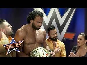 Jinder Mahal won't let anyone question his WWE Title reign: Exclusive, Aug. 20, 2017