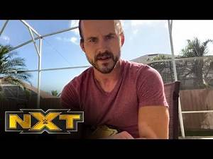 Adam Cole's warning for The Velveteen Dream: WWE NXT, April 8, 2020
