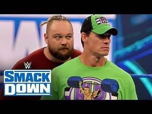 John Cena accepts Bray Wyatt's Firefly Fun House invitation: SmackDown, March 27, 2020