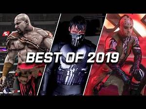 Top 10 Greatest Creations in WWE Games this year (Strange Or Awesome!?)