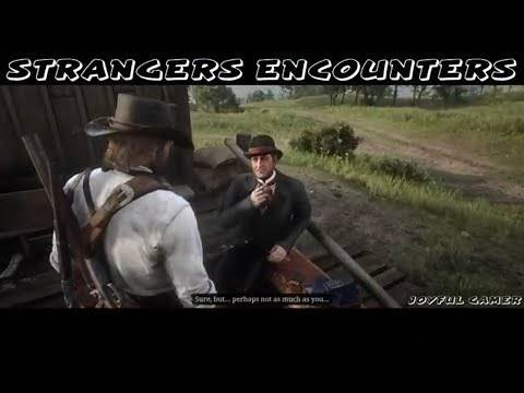 Red Dead Redemption 2 | Stranger Encounters