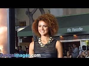 Nathalie Emmanuel at the Premiere of 'Riddick'