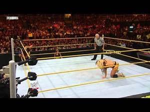 WWE NXT - Kaitlyn vs. Maxine