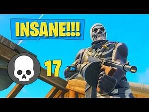 MY MOST INTENSE GAME EVER! (17 ELIMINATIONS)