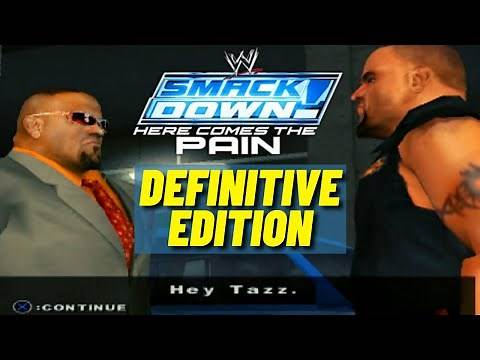 WWE SD! Here Comes the Pain (Definitive Edition Mod) [Season Mode Part 1]