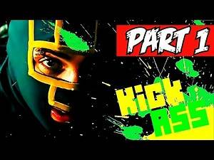 KICK-ASS 2 - WALKTHROUGH NO COMMENTARY - PART 1 - GAMEPLAY PLAYTHROUGH