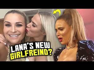 LANA'S NEW WWE GIRLFRIEND!? Lana Gets Together With Female Superstar After Bobby Lashley Divorce