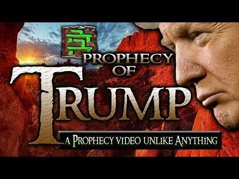 TRUMP prophecy: The COMING LANDSLIDE