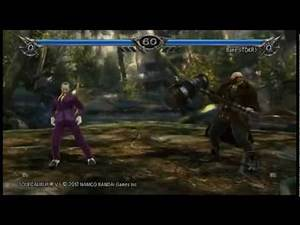 SOULCALIBUR V: Bane vs Joker