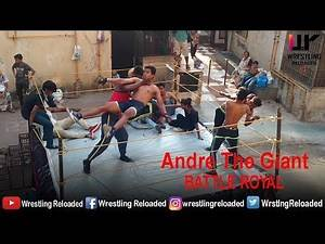 WWE ANDRE THE GIANT | BATTLE ROYAL