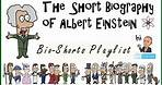 Albert Einstein: The Biography Shorties