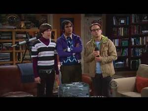 """It's like some kind of weird comic book cro.."" The Big Bang Theory quote S02E03 Raj Koothrappali"