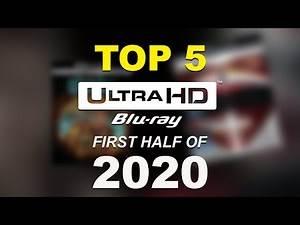 TOP 5 4K Blu-rays First Half of 2020