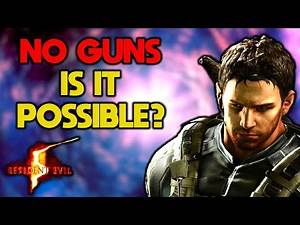 Can You Beat Resident Evil 5 Without Guns? - Part 2 of 2