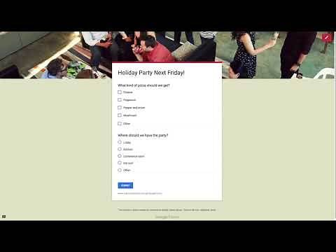 Useful Google Forms Add-on for adding 'Other' responses into list of choices
