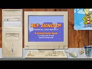 Hey Arnold!: Ice Hockey | Flashback