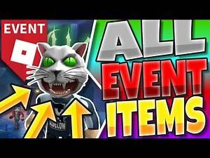 Hallows Eve Event ALL BEAST LOCATIONS and NEW POSSESSED CAT HEAD FOR FREE! (ROBLOX)
