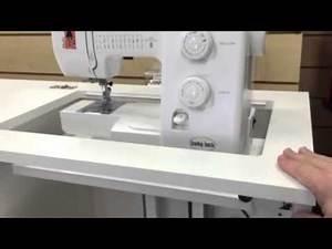 Goldilocks Sewing Cabinet at Kingdom Sewing Center