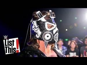 5 Superstars you didn't know wore masks: WWE List This!
