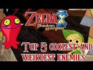 Phantom Hourglass - Top 5 Coolest and Weirdest Enemies
