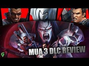 Marvel Ultimate Alliance 3 Curse Of The Vampire DLC Review