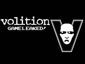 Volition's Next Game Leaked!