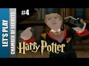 Harry Potter & The Chamber Of Secrets : Part 4