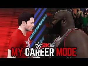 "WWE 2K16 My Career Mode - Ep. 29 - ""OH CRAP..."" [WWE MyCareer PS4/XBOX ONE/NEXT GEN Part 29]"