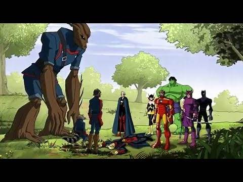 Avengers Earths Mightest Heroes The Avengers Meet The Guardians Of The Galaxy