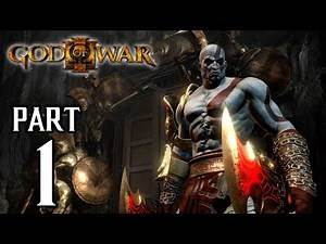God of War III Walkthrough PART 1 Gameplay No Commentary TRUE-HD QUALITY