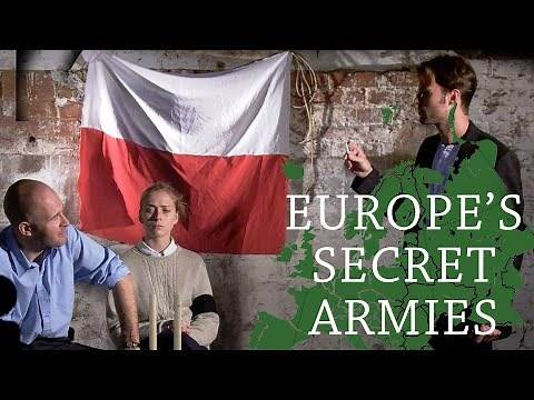 Europe's Secret Armies - The French Resistance - Full Documentary