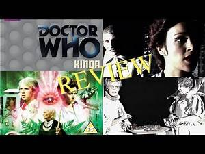 DOCTOR WHO - KINDA REVIEW. Starring Peter Davison as The Doctor.