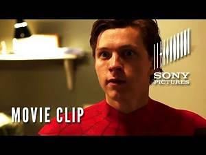 Spider Man Homecoming 'Ferry Rescue' Movie Clip