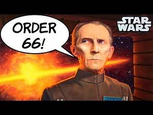 Why Tarkin KILLED Imperials After Order 66 and Sidious Approved! - Star Wars Comics Explained