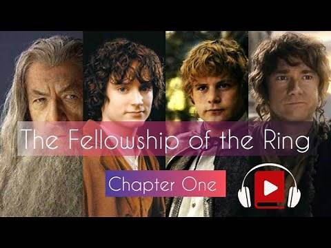 The Lord of the Rings Audiobook | The Fellowship of the Ring chapter 1