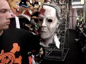 Michael Myers Mask H2 Rob Zombies Halloween