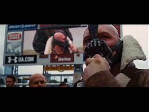 BANE SINGS CUBAN PETE WITH JOKER AND BATMAN
