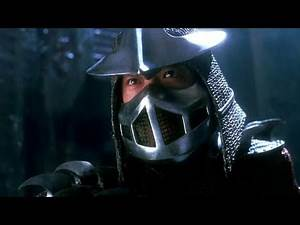 """Teenage Mutant Ninja Turtles """"Shredder's Battle"""" (1990)"""