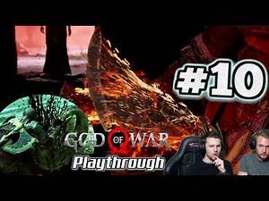 FFP Plays God of War | PS4 Playthrough #10 - Blades of Chaos, Kratos history & going to Helheim!