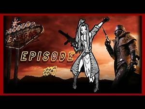 Fallout New Vegas Blind Playthrough Episode 1- Fallout New Vegas in 2020?