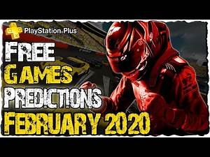 PS PLUS February 2020 Predictions | PS4 Free Games February 2020