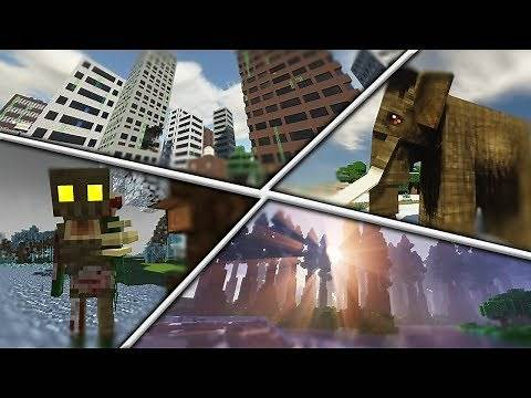 The Top 100 Minecraft Mods Of The DECADE (Part 1)